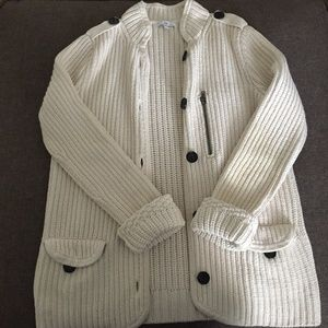 NWOT Gap Chunky Cable Knit Cardigan